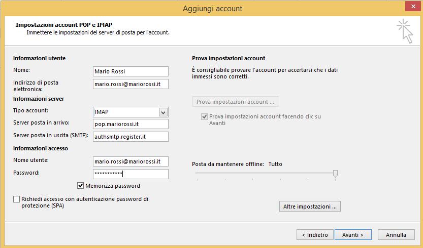 screenshot_outlook_parametri